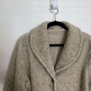Vintage Jackets & Coats - Vintage Teddy Jacket